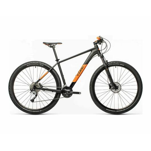 "Cube AIM SL black´n´orange 29"" 2021 kerékpár"
