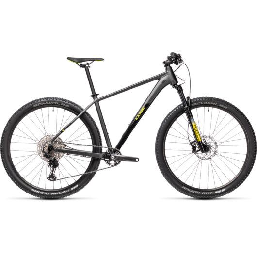Cube Reaction PRO grey'n'yellow; 29; 2021 kerékpár