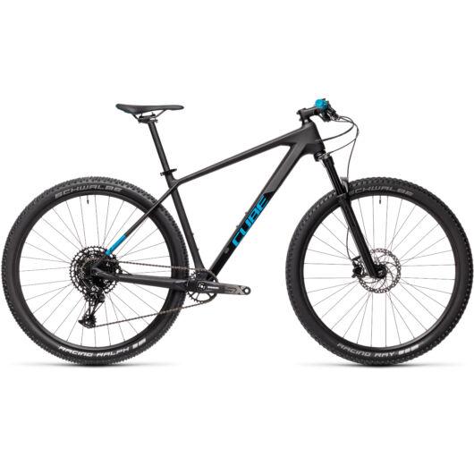 Cube REACTION C:62 Carbon'N'Blue 2021 kerékpár