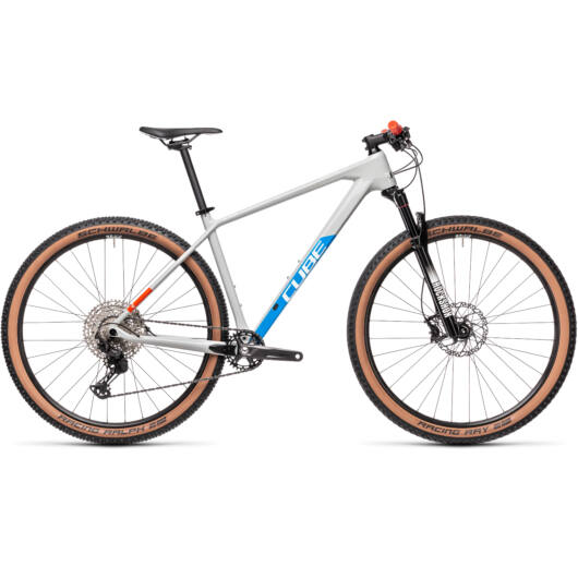 Cube REACTION C:62 PRO grey´n´blue´n´red 2021 kerékpár