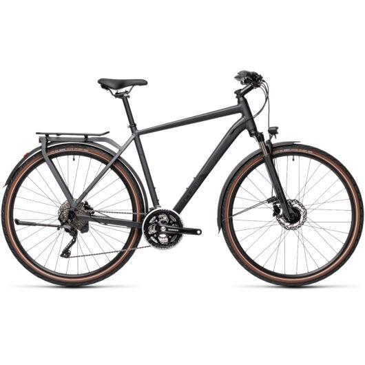 Cube KATHMANDU PRO iridium´n´black 2021 kerékpár