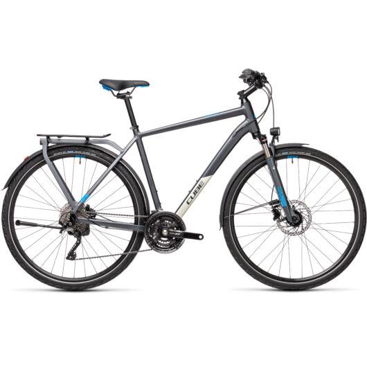 Cube KATHMANDU EXC grey´n´blue 2021 kerékpár