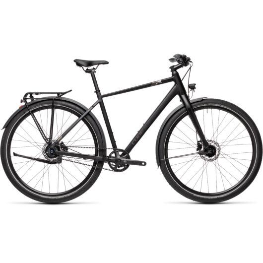 Cube TRAVEL PRO black´n´teak 2021 kerékpár
