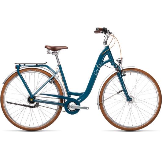 Cube ELLA Cruise Petrol´n´grey 2021 kerékpár