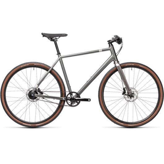 Cube Editor grey´n´silver 2021 kerékpár