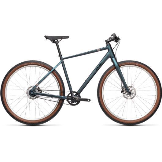 Cube HYDE PRO deepblue´n´silver 2021 kerékpár