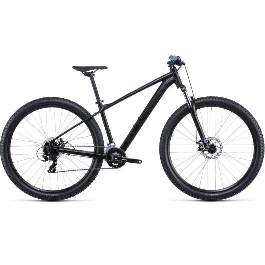 Cube ACCESS WS black'n'blue; 29; 2022 kerékpár