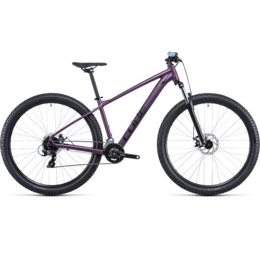 Cube ACCESS WS deepviolet'n'purple; 29; 2022 kerékpár