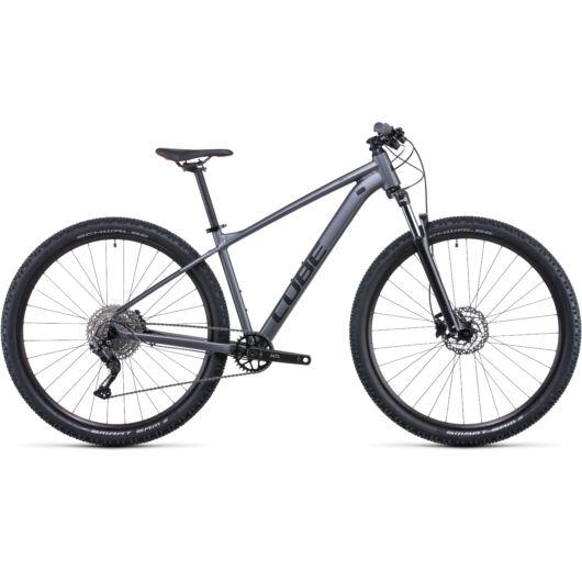 Cube Aim Ex Grey'n'red 29; 2022 kerékpár