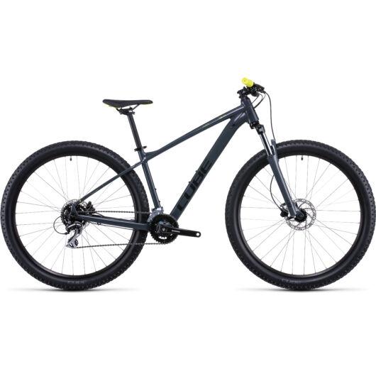 Cube Aim Pro Grey'n'flashyellow; 29; 2022 kerékpár