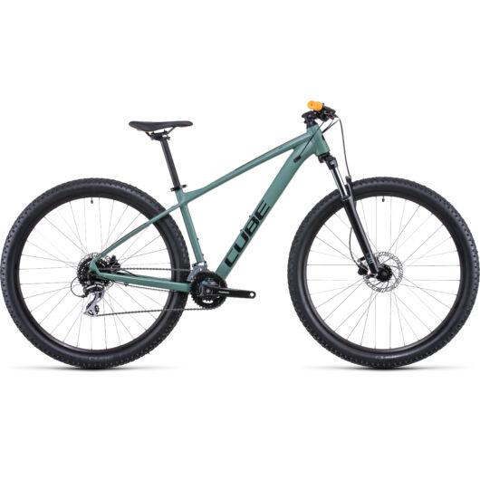 Cube Aim Pro Olive'n'orange; 29; 2022 kerékpár