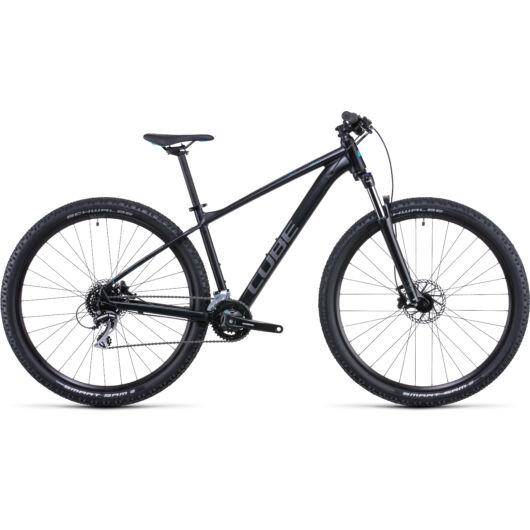 Cube Aim Race Black'n'azure; 29; 2022 kerékpár