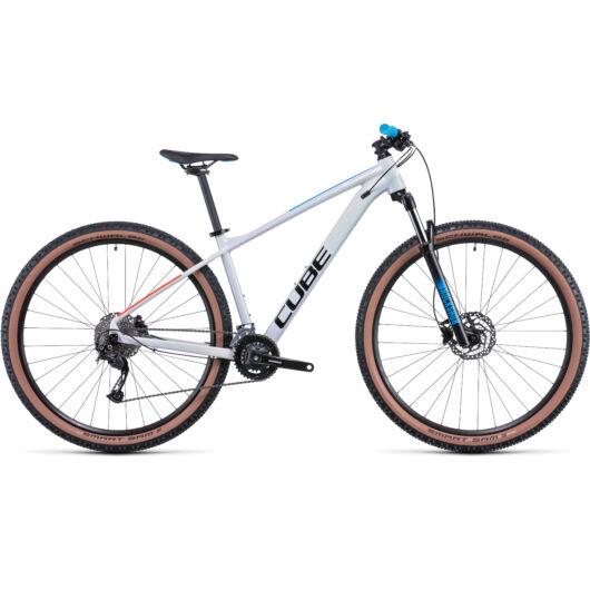Cube Aim SL Prismagrey'n'blue'n'red; 29; 2022 kerékpár