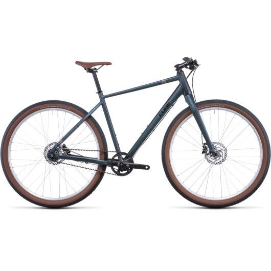 Cube Hyde Pro Deepblue'n'silver; 28; 2022 kerékpár