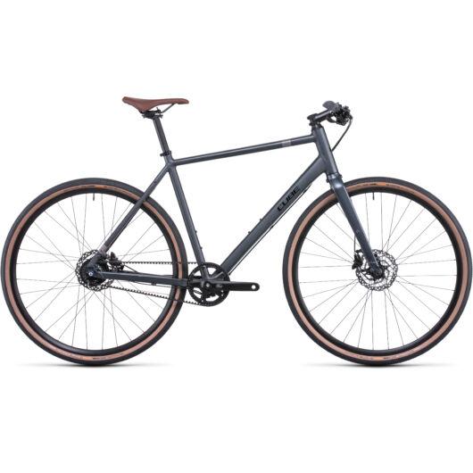 Cube Hyde Race Grey'n'black; 28; 2022 kerékpár