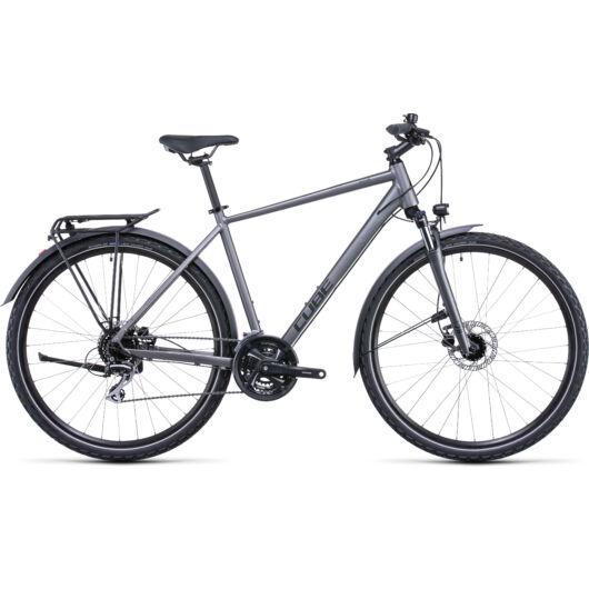 Cube Nature Allroad Graphite'n'black; 28; 2022 kerékpár