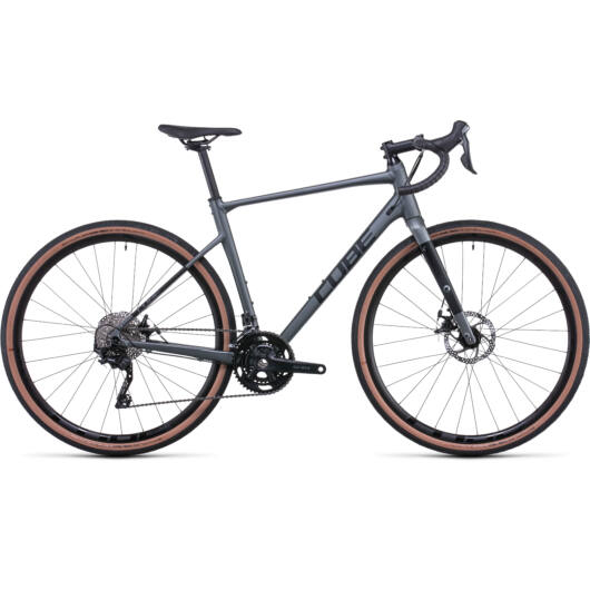Cube Nuroad Pro Inkgrey'n'black; 28; 2022 kerékpár