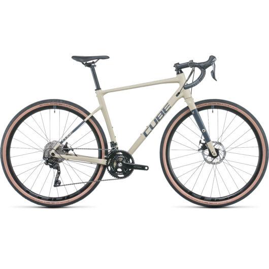 Cube Nuroad Pro Desert'n'grey; 28; 2022 kerékpár