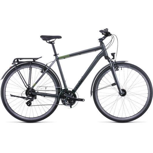Cube Touring Grey'n'green; 28; 2022 kerékpár