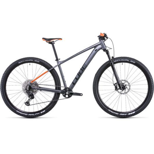 Cube Reaction Pro Grey'n'orange 29; 2022 kerékpár