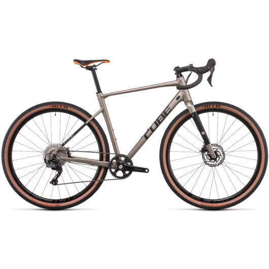 Cube Nuroad EX Flashstone'n'orange; 28; 2022 kerékpár