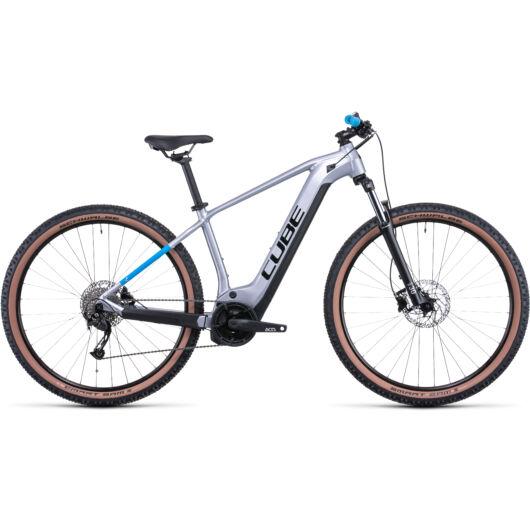 Cube Reaction Hybrid Performance 625 Polarsilver'n'blue; 2022 kerékpár