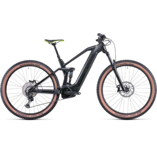 Cube Stereo Hybrid 140 HPC Race 625 Grey'n'green; 29; 2022 kerékpár