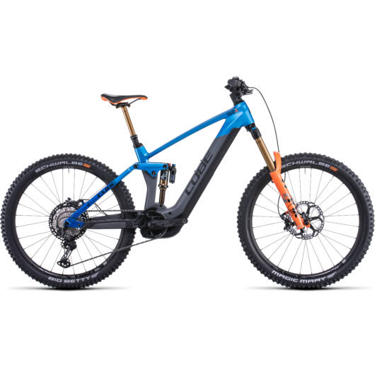 Cube Stereo Hybrid 160 HPC Actionteam 750; 27,5; 2022 kerékpár