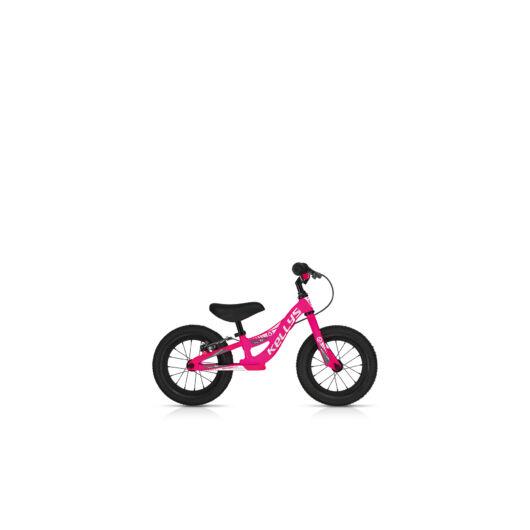 Kellys KITE 12 RACE NEON PINK futókerékpár fékkel
