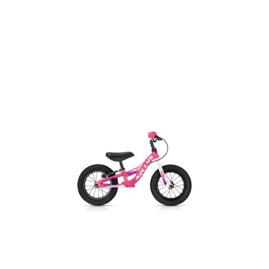 Kellys KITE 12 RACE PINK futókerékpár fékkel