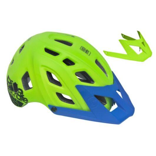 Kellys Razor fejvédő Lime zöld S/M