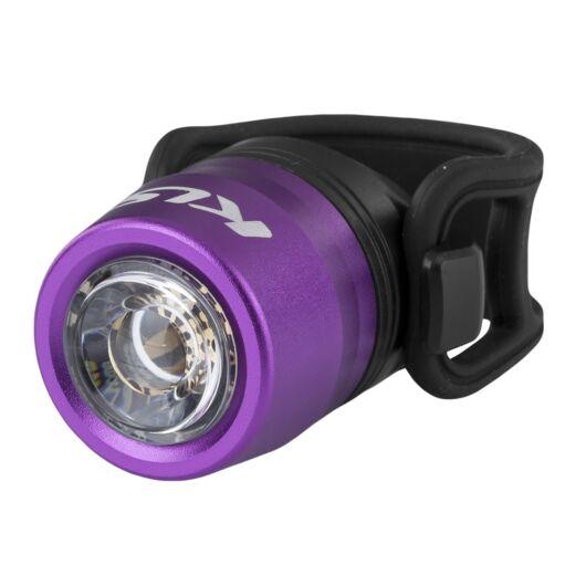 KLS IO USB Első Lámpa Lila