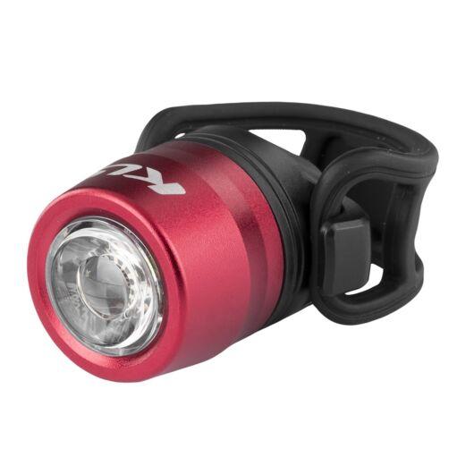 KLS IO USB Első Lámpa Piros