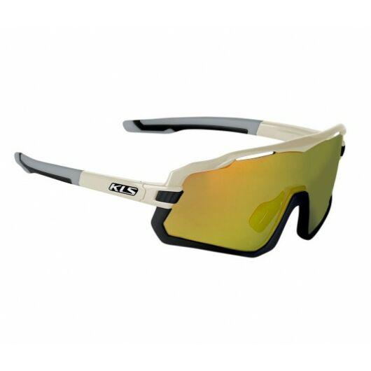 Kellys Cyclone napszemüveg fekete/fehér