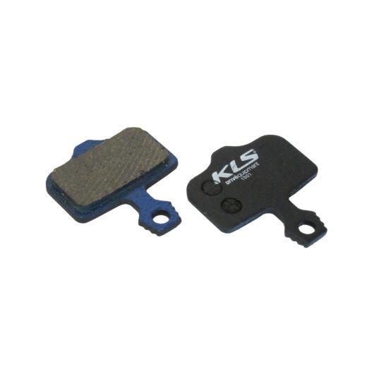 KLS D-01 kerékpár tárcsa fékbetét