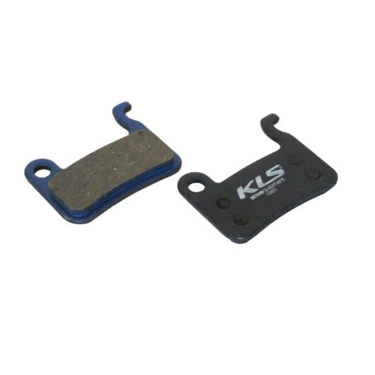 KLS D-03 kerékpár tárcsa fékbetét