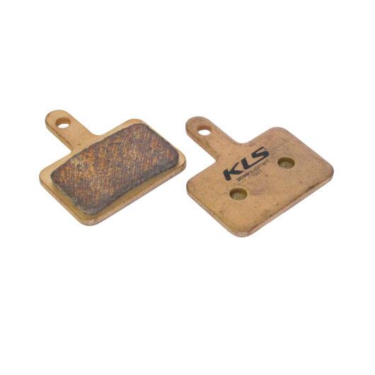 KLS D-04S kerékpár tárcsa fékbetét