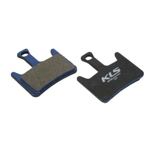KLS D-07 kerékpár tárcsa fékbetét