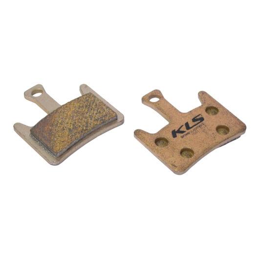 KLS D-07S kerékpár tárcsa fékbetét