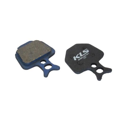 KLS D-09 kerékpár tárcsa fékbetét