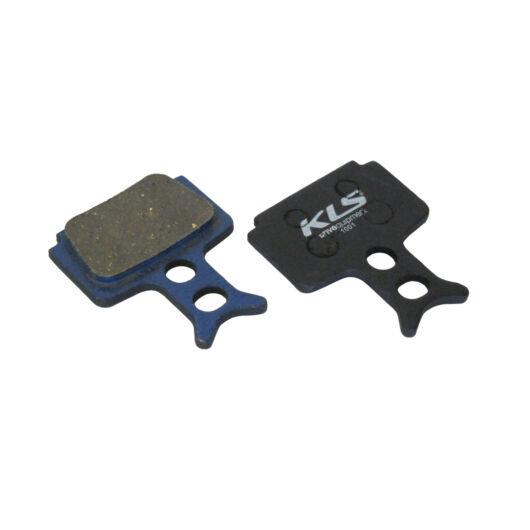 KLS D-10 kerékpár tárcsa fékbetét