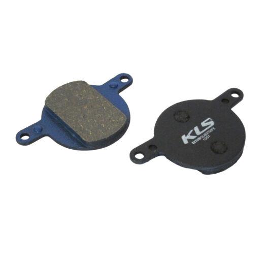 KLS D-12 kerékpár tárcsa fékbetét