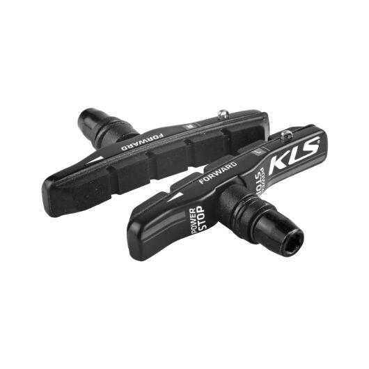 KLS Powerstop V-01 Cartridge kerékpár fékbetét