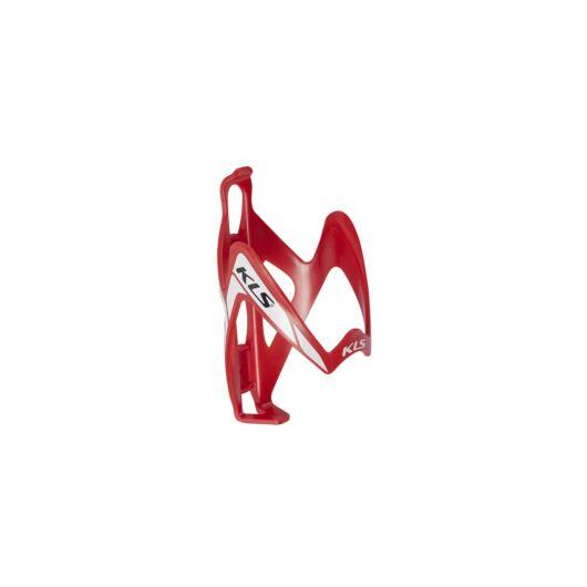 KLS Patriot piros/fehér kulacstartó