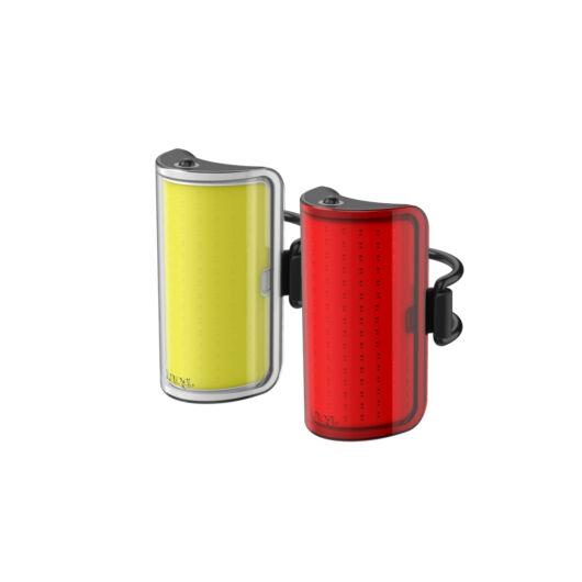 Knog Cobber Mid 330° lámpa szett USB 320/170 lumen