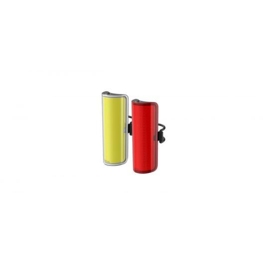 Knog Cobber Big 330° lámpa szett USB 470/270 lumen