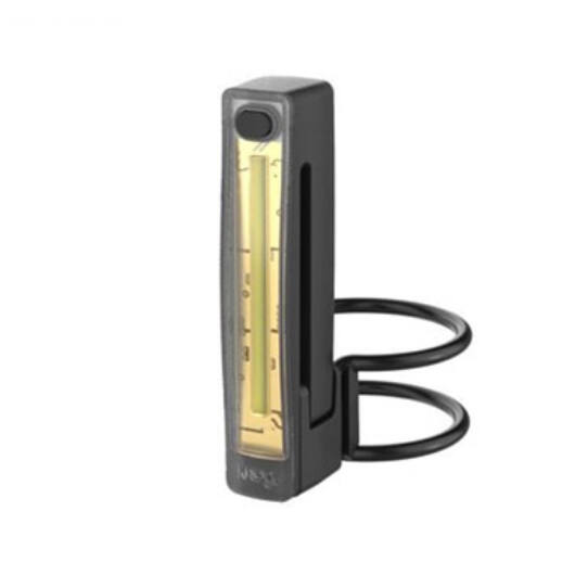 Knog PLUS első lámpa fekete szín USB