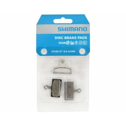 Shimano G03A DEORE XT SLX ALFINE műgyanta  fékbetét