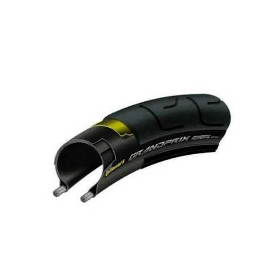 Continental  23-622 Grand Prix 700x23C fekete/fekete, Skin külsőgumi