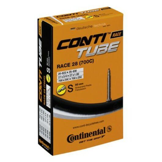 Continental belső tömlő kerékpárhoz  Race 28 18/25-622/630 S60 mm